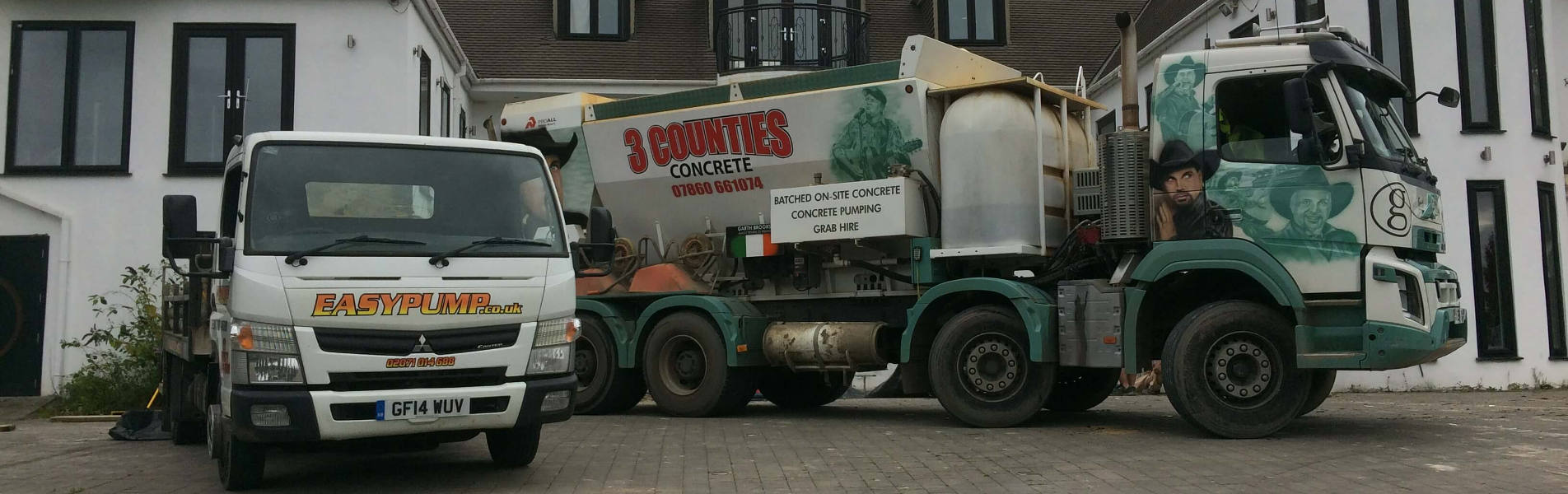 ready mix concrete suppliers - 3cc